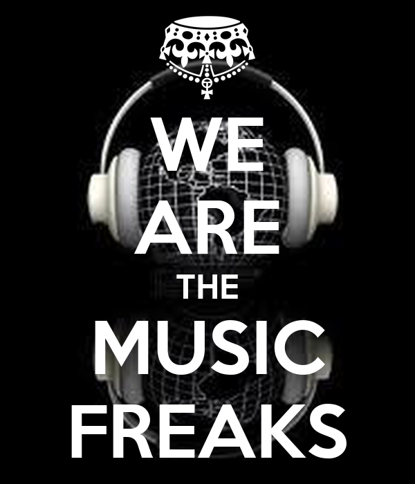 WE ARE THE MUSIC FREAKS