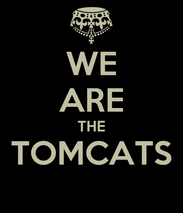 WE ARE THE TOMCATS