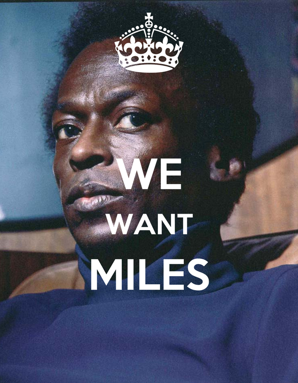 WE WANT MILES