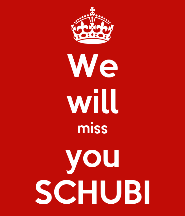 we will miss you schubi poster nzst keep calm o matic. Black Bedroom Furniture Sets. Home Design Ideas