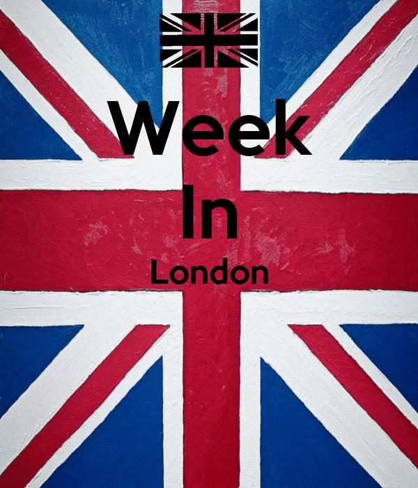 Week In London