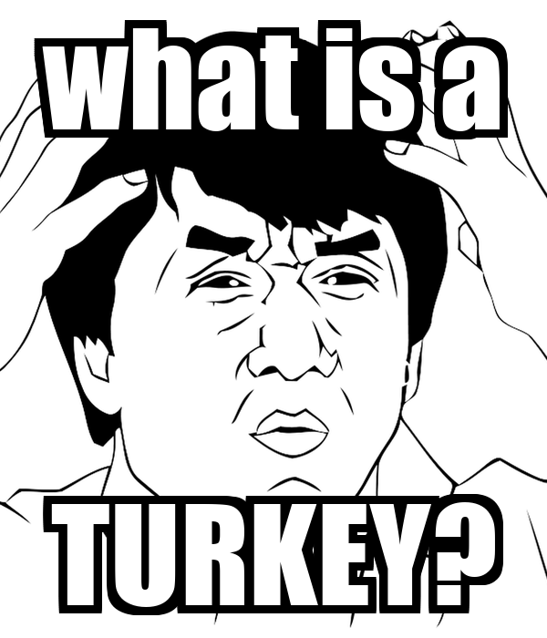 what is a TURKEY?