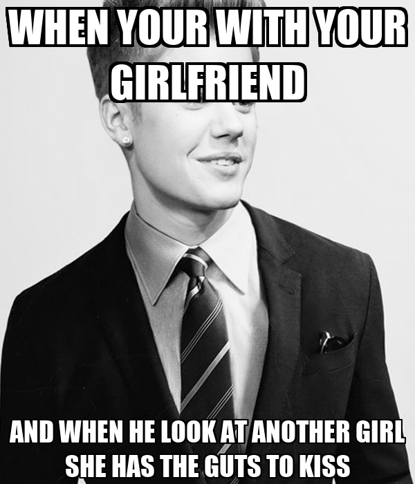 How to look for a girlfriend
