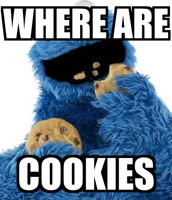 WHERE ARE COOKIES