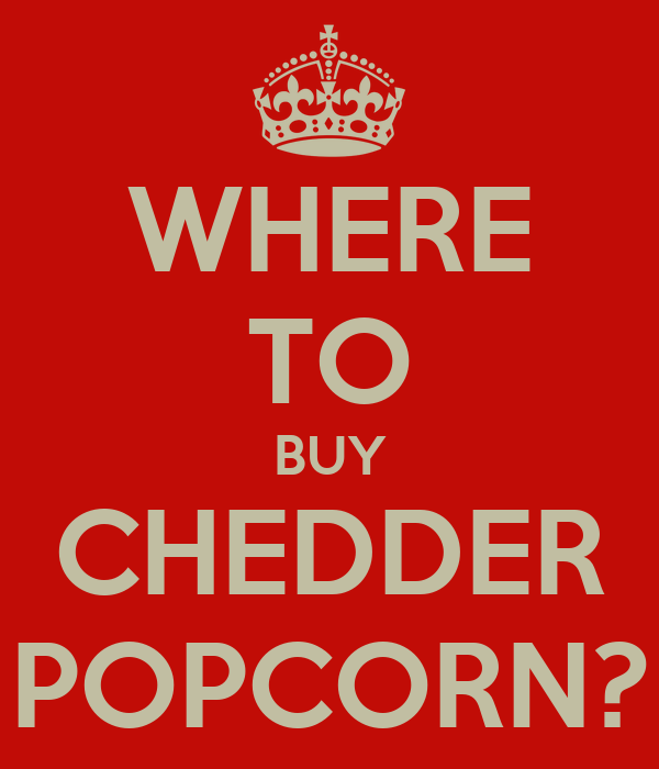 where to buy chedder popcorn poster eli keep calm o matic