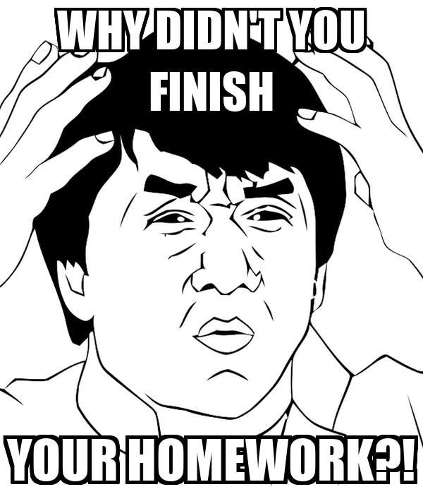how to finish your homework on My computer science homework  based on your requested delivery time as well as the time it will take our computer science experts to finish the task.