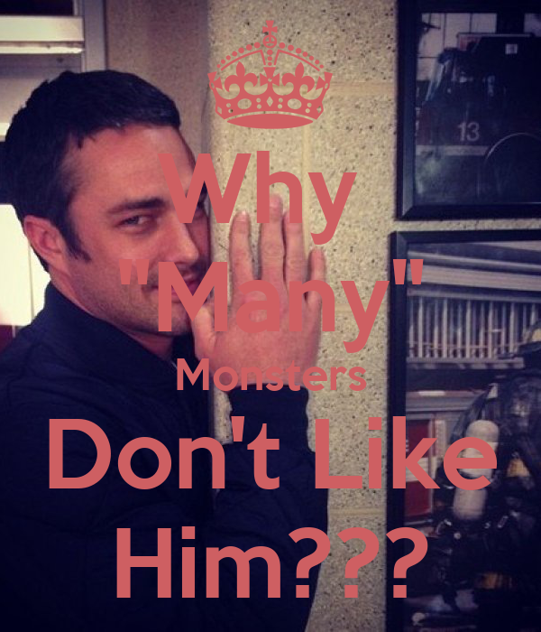 """Why  """"Many"""" Monsters Don't Like Him???"""