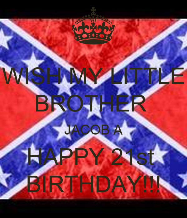 WISH MY LITTLE BROTHER...