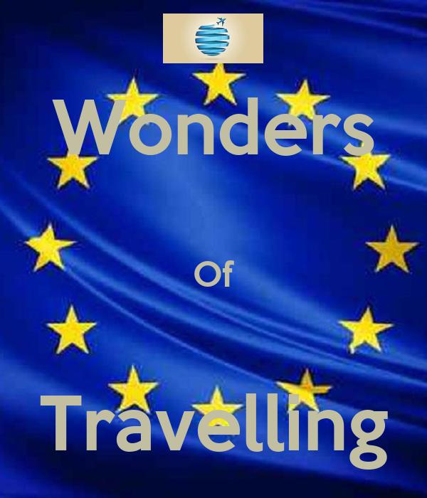 Wonders  Of  Travelling