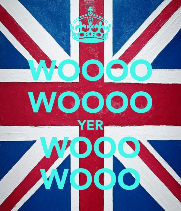 WOOOO WOOOO YER WOOO WOOO