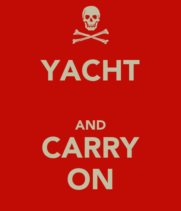YACHT  AND CARRY ON