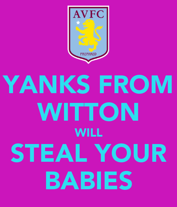 YANKS FROM WITTON WILL STEAL YOUR BABIES
