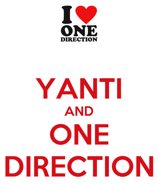 YANTI AND ONE DIRECTION