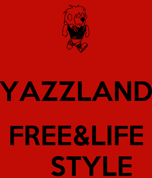 yazzland free life style poster davide keep calm o matic. Black Bedroom Furniture Sets. Home Design Ideas