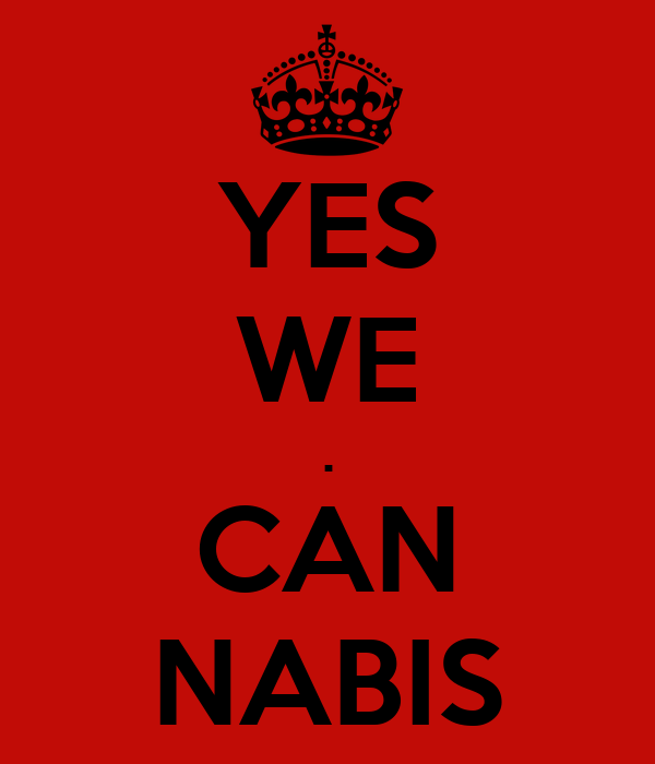 YES WE . CAN NABIS