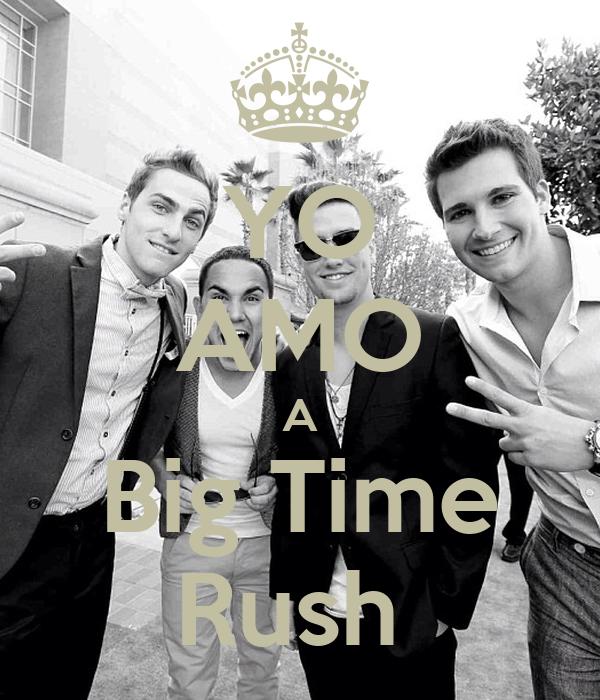 YO AMO A Big Time Rush