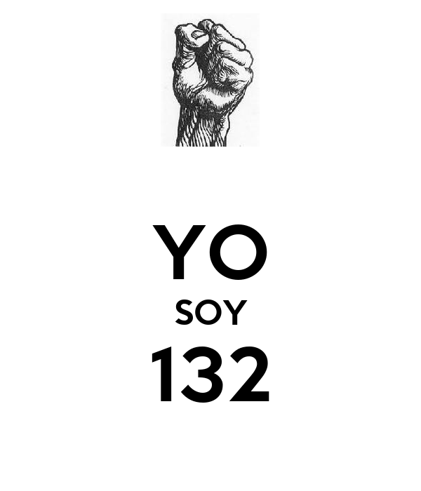 YO SOY 132