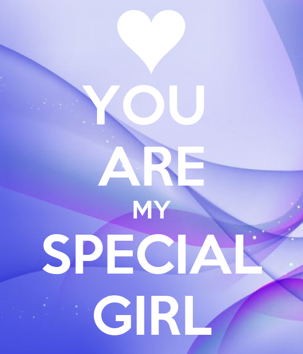 how to know if you are special to a girl