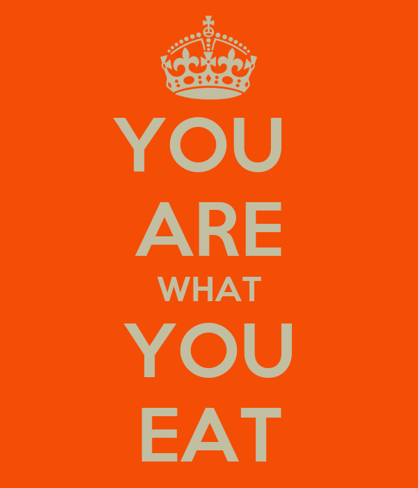 you are what you eat It's that sentiment that's at the heart of mark menjivar's inventive exploration of  hunger, you are what you eat, for which he photographed the.