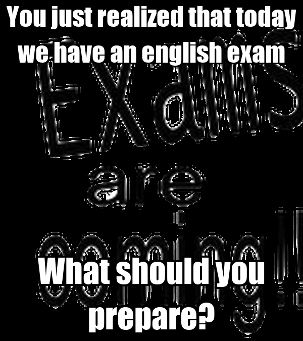 should we have exams As finals draw closer one question is on students' minds the entire time: how much does the final exam count towards the class grade students have experienced professors with different ideas as to what a final should actually entail some allow essay finals, multiple choice tests or group.