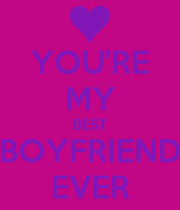 who is the best boyfriend
