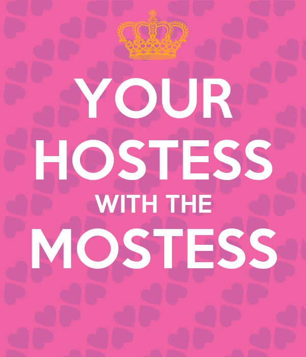 Visit bushlibrary.ml to see our entire selection of Hostess With The Mostess products.