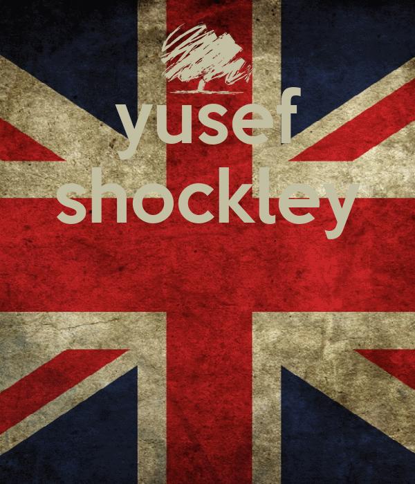 yusef shockley