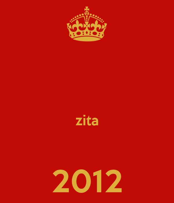 zita  2012