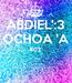 Poster: ABDIEL':3 OCHOA 'A #02'