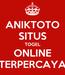 Poster: ANIKTOTO SITUS TOGEL ONLINE TERPERCAYA