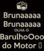 Poster: Brunaaaaa Brunaaaaa OLHA O  BarulhoOoo do Motor ♪