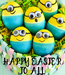 Poster: HAPPY EASTER TO ALL