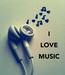 Poster:                   I                  LOVE                  MUSIC