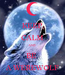Poster: KEEP CALM AND BE  A WEREWOLF