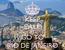 Poster: KEEP CALM AND GO TO RIO DE JANEIRO