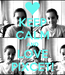 Poster: KEEP CALM AND LOVE PIXCET!