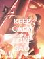Poster: KEEP CALM AND LOVE SAO
