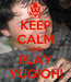 Poster: KEEP CALM AND PLAY YUGIOH!