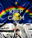 Poster: KEEP CALM AND Só Faltam 33 Dias