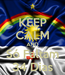 Poster: KEEP CALM AND Só Faltam 34 Dias