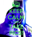 Poster: KEEP CALM AND TAKE PICS!