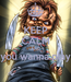 Poster: KEEP CALM AND you wanna play