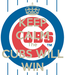 Poster: KEEP CALM The CUBS WILL WIN
