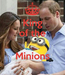 Poster: King of the  Minions