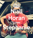 Poster: Niall Horan Loves Stephanie