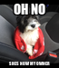 Poster: OH NO SHES NOW MY OWNER