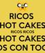 Poster: RICOS  HOT CAKES RICOS RICOS HOT CAKES RICOS CON TOCINO