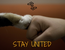 Poster:     STAY UNITED