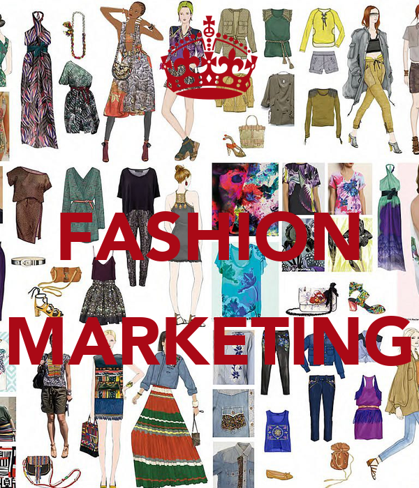 Fashion marketing essay