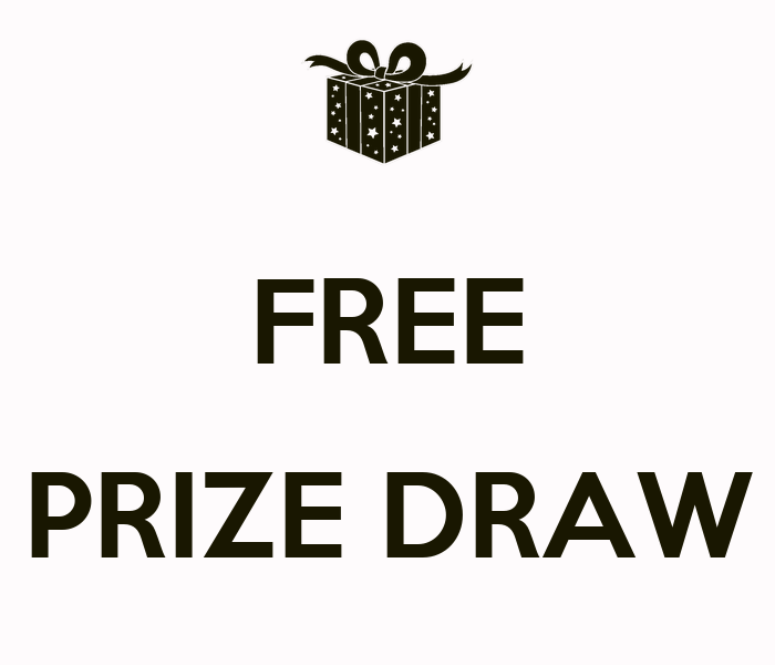 Free Prize Draw Poster Chasing Beads Keep Calm O Matic